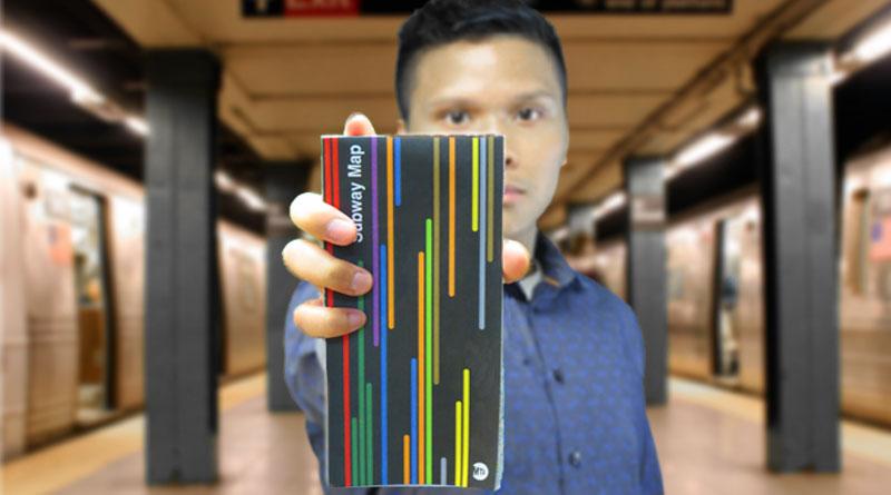 Buy The New York Subway Map