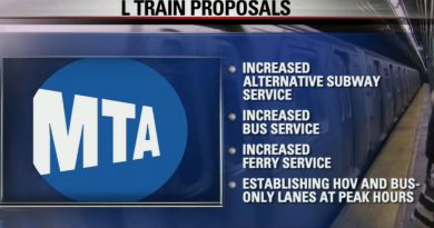 Canarsie Tunnel Repairs Create 18 Month L Train Shutdown