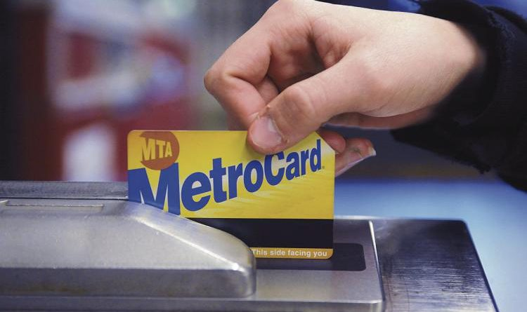 use metrocards