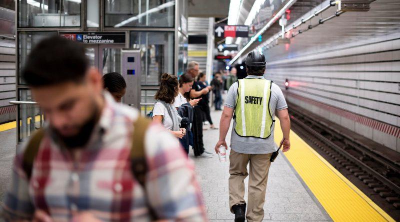 New York Subway Safety