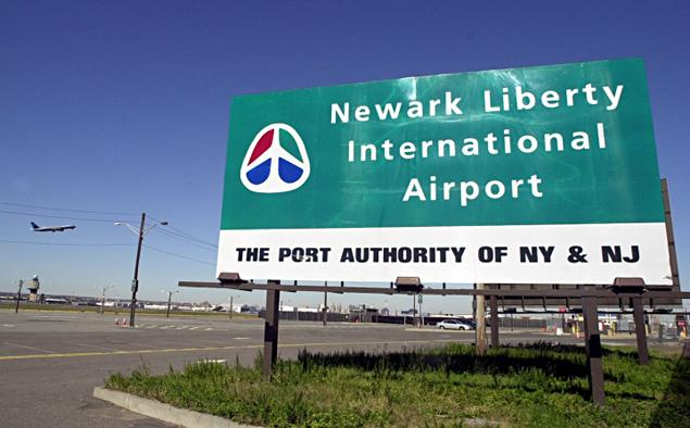 Manhattan to Newark Airport