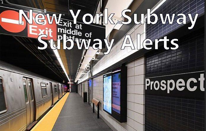 New York Subway Alerts