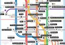 Popular Subway Destinations in New York City